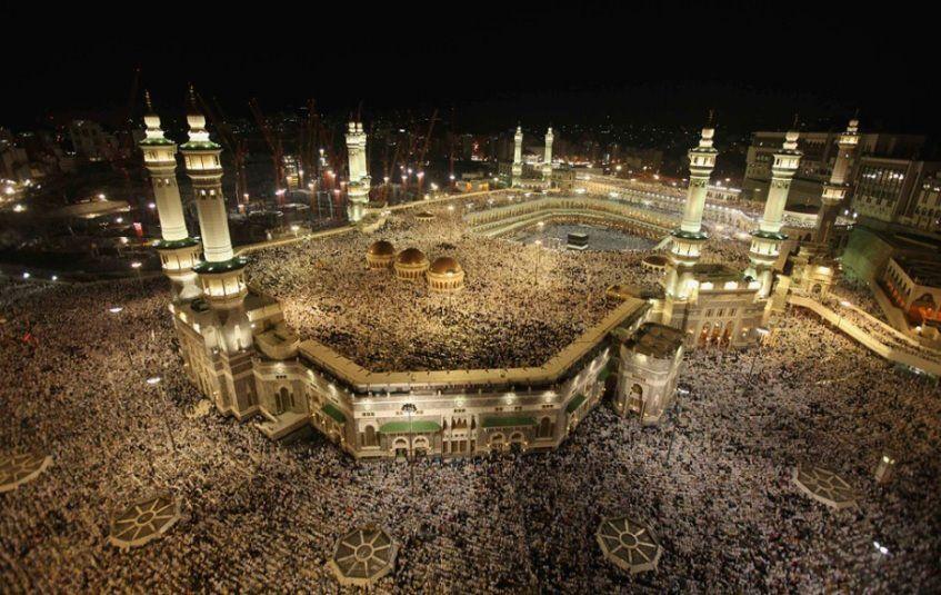 Makkah Kaaba Hajj Muslims Editorial Image - Image: 32269160