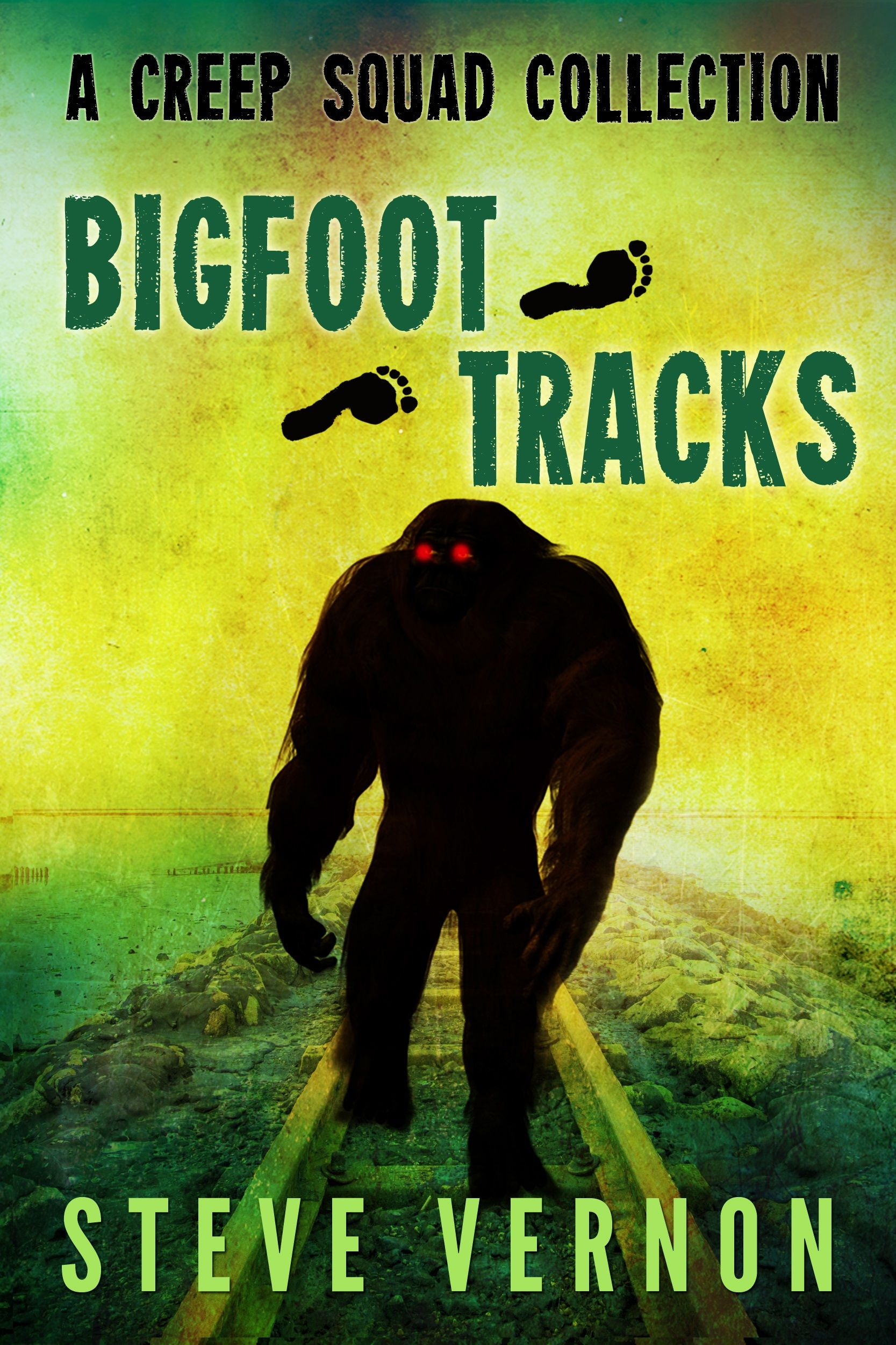I just wanted to tell you folks about a brand new collection of mine that is available today and tomorrow for FREE on Kindle. I am talking about BIGFOOT TRACKS. This is a fifty page collection of t...