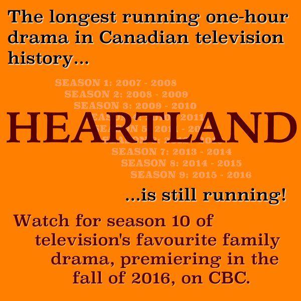 Heartland Season 10 Stream