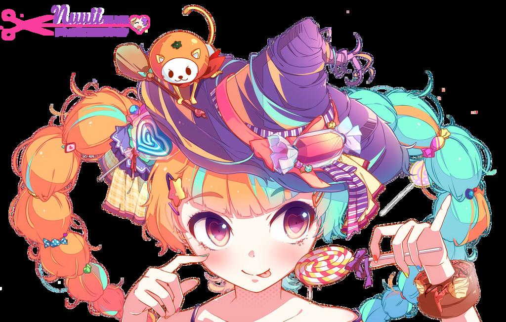 Hatsune Miku/Sweet Render 09 by Nuuii