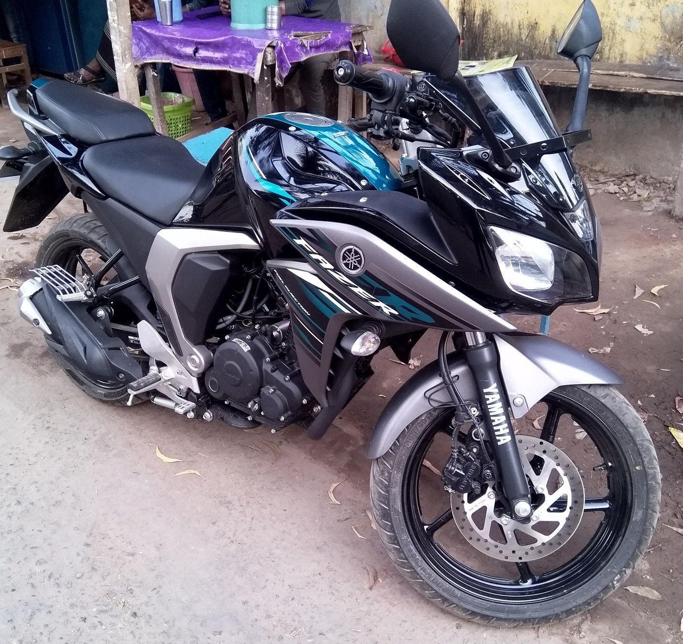 Yamaha Fazer Fi Is A Top Rated Premium Quality Sport Bike Which