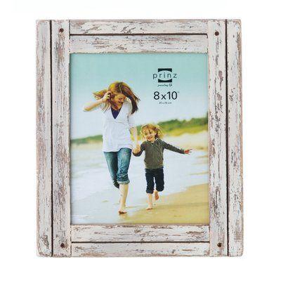 561ca1b8030c Beachcrest Home Tipton Picture Frame Color  White