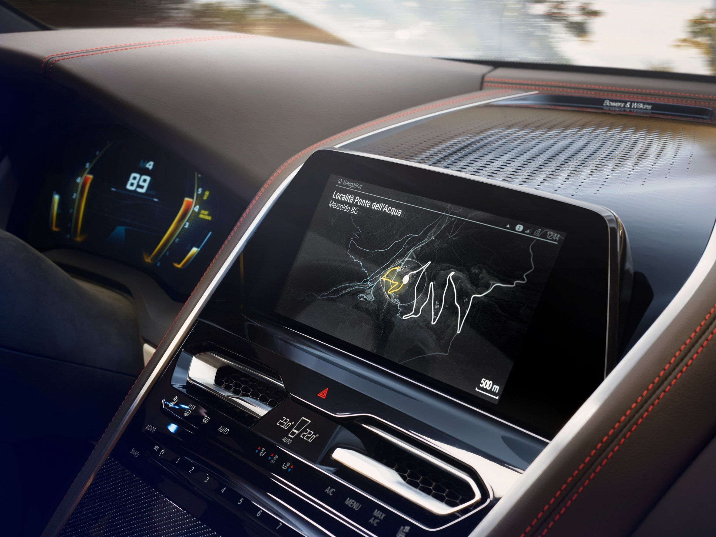 Video in motion for latest bmw f series models in car entertainment solutions pinterest latest bmw