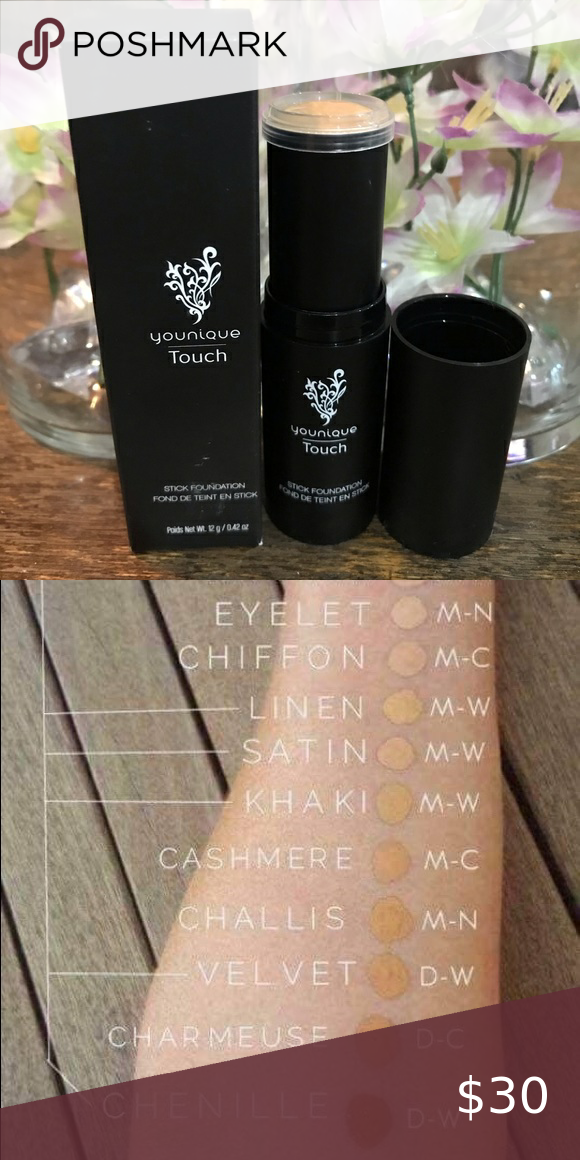 Younique Stick Foundation Linen in 2020 Stick foundation