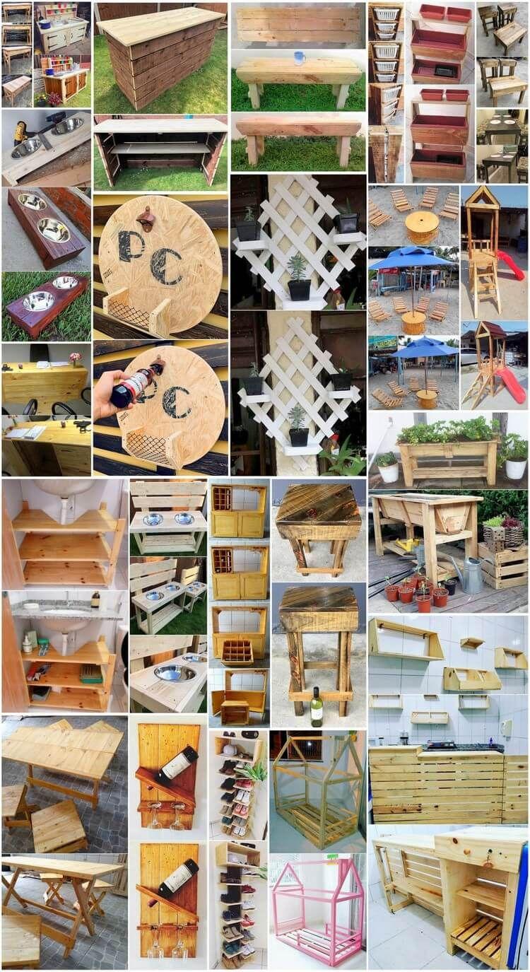 Most Wonderful Diy Wooden Pallet Ideas
