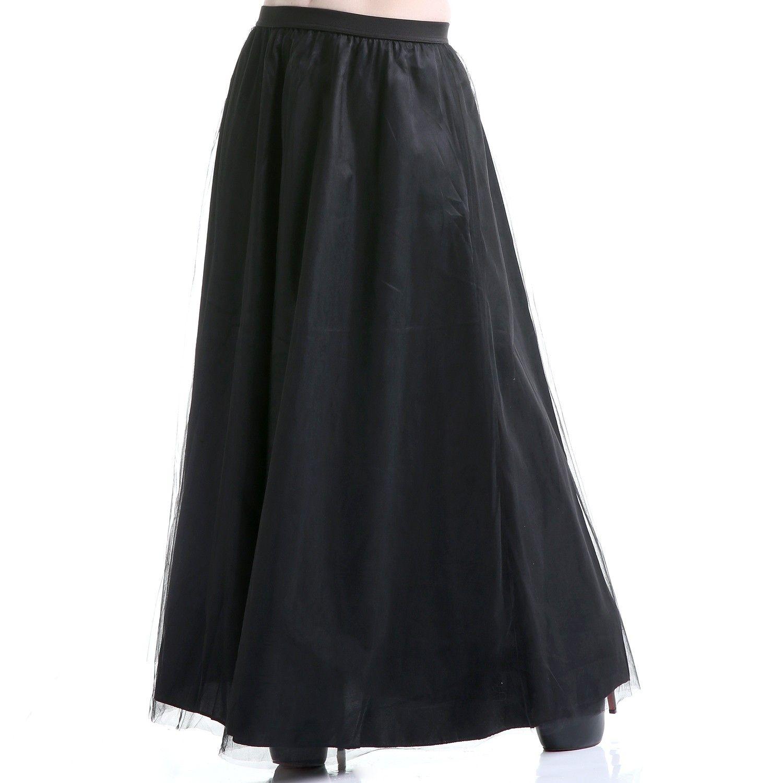 Skirts Larga Falda Con Tul Gothic Gótica Crazyinlove España X6htq4 thQrsd