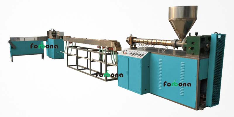 Plastic stick machine,PP plastic stick making machine