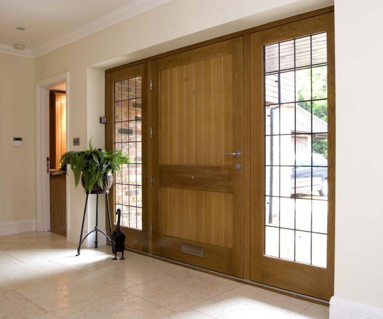 Photo of Contemporary Wooden Door