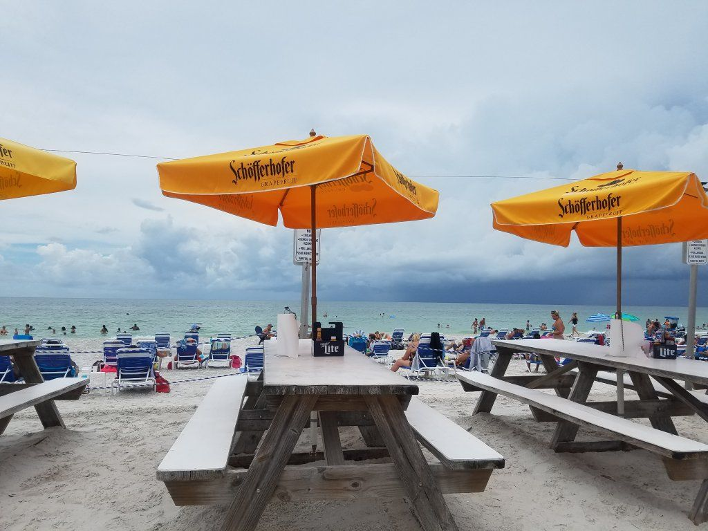 Caddy S On The Beach Treasure Island See 1 409 Unbiased Reviews Of Caddy S On The Beach Rated 4 Of 5 On Treasure Island Treasure Island Florida Trip Advisor