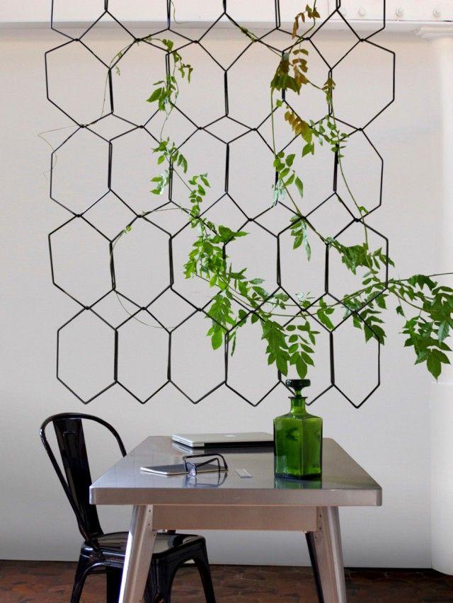 anno la treille murale modulable id e pinterest parement mural treillis et interieur. Black Bedroom Furniture Sets. Home Design Ideas