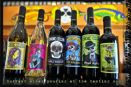 Chronic Cellars They Are All Amazing My Faves Are Stone Fox