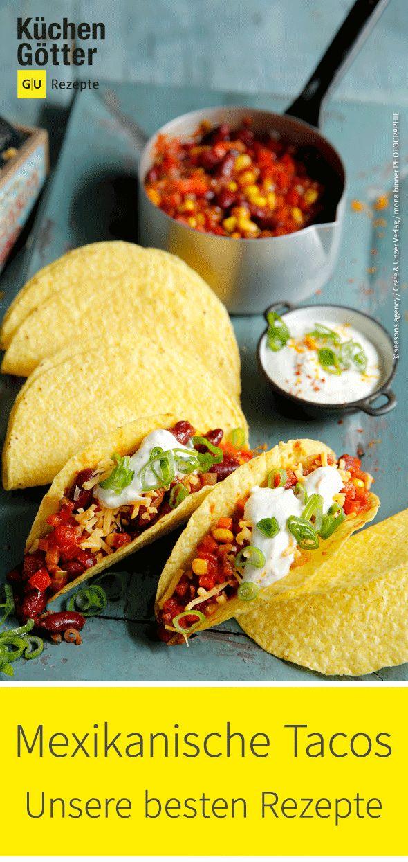 15 Taco-Rezepte – Ideen mit knusprigen Tacos