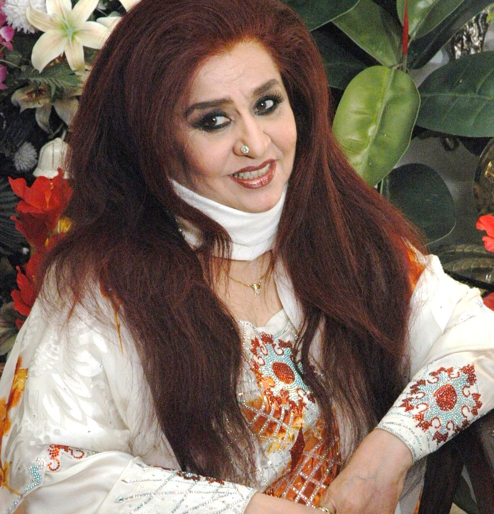Shahnaz Hussain CEO of Shahnaz Herbals Inc, a prominent