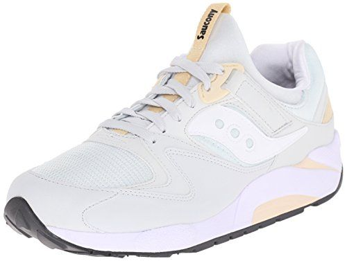 Saucony Mens Grid 9000 Retro Running Trainers Shoes Navy
