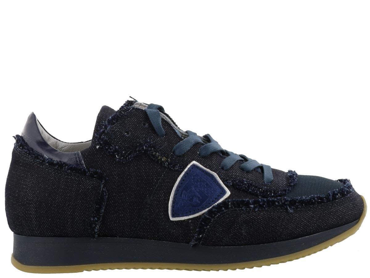 PHILIPPE MODEL | Philippe Model Philippe Model Tropez Sneakers #Shoes  #Sneakers #PHILIPPE MODEL