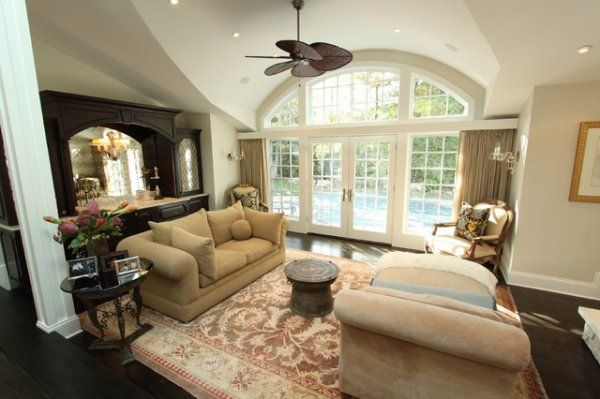 Built-in Cabinetry design in Living room by Lisa Wolfe  `