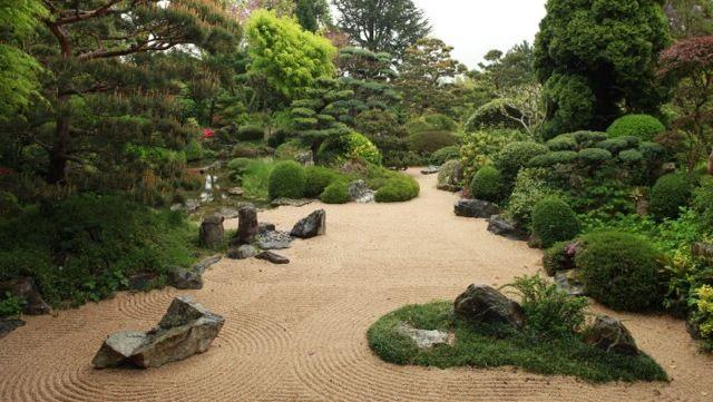 Jardin Zen D Erik Borja Japan Garden Garden Design Garden