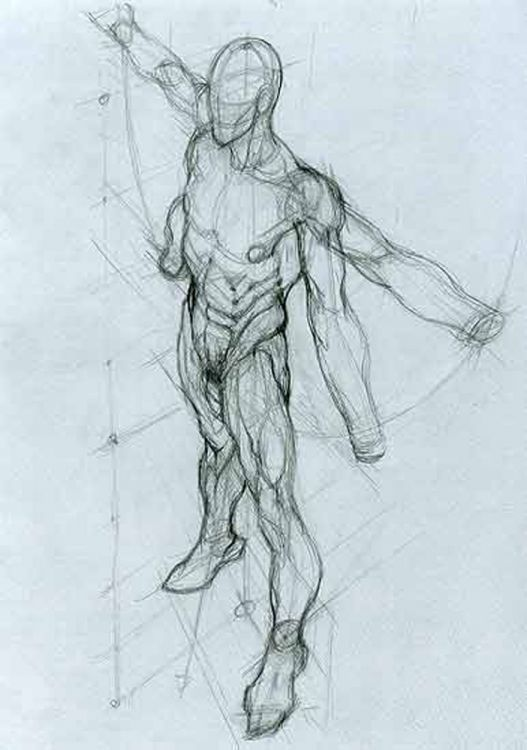 AnatoRef — Anatomical Studies by Simone Bianchi | References ...
