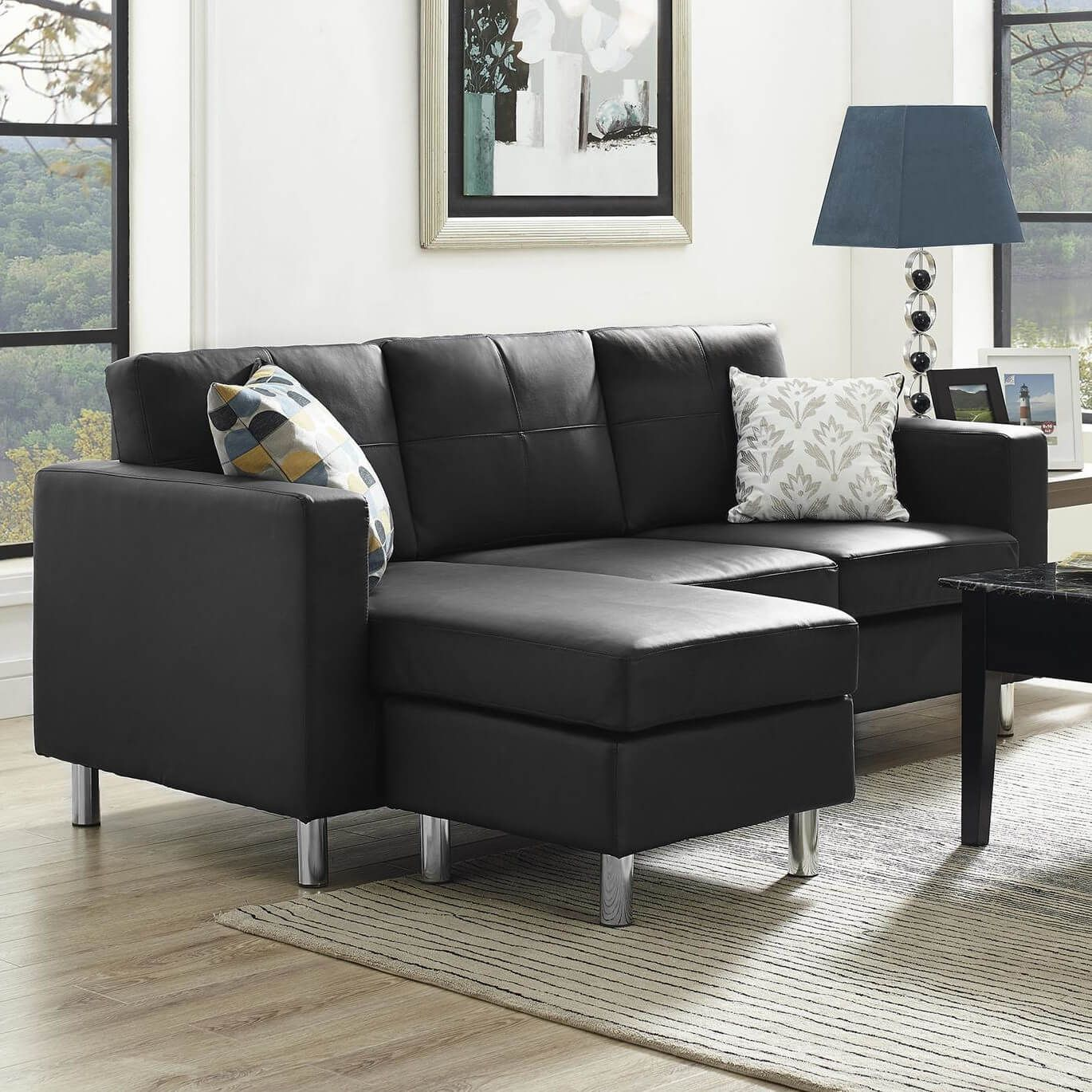 13 Cheap Sectional Sofas Under 500 Sofas For Small Spaces
