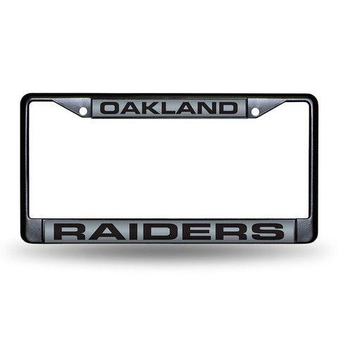 Oakland Raiders Oakland Raiders License Plate Frames Raiders
