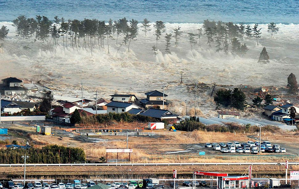 Destruction And Radiation Danger In Aftermath Of The Japan Earthquake Japan Earthquake Earthquake And Tsunami Tsunami