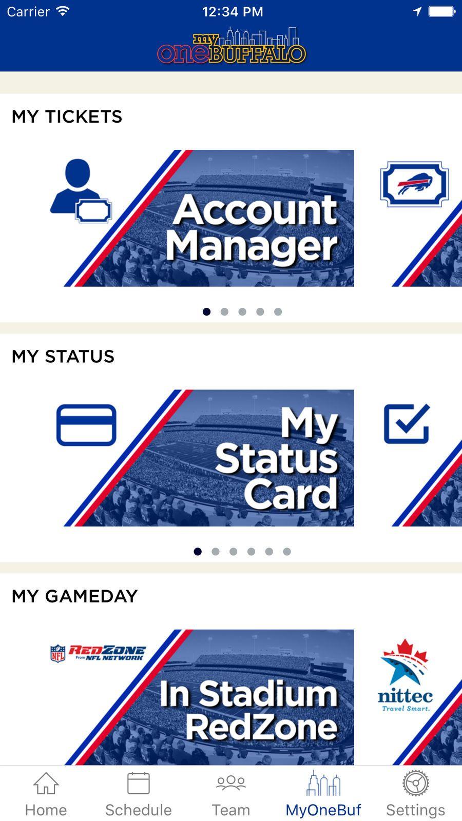 24+ Buffalo Bills App Background