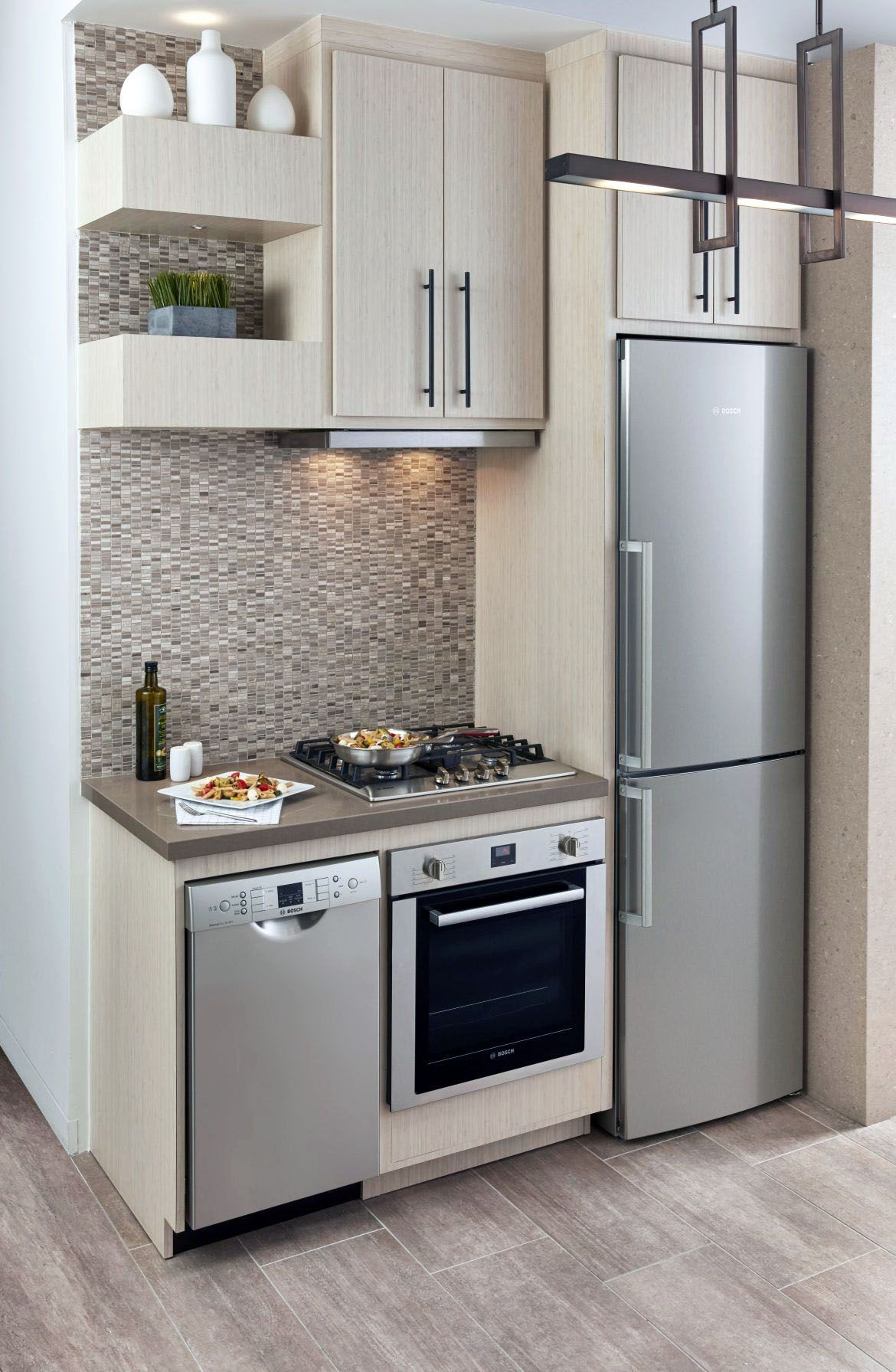 Smal Kitchen Ideas To Transform Your Portable Room Into A Smart Super Organised Space Kitchen Design Small House Design Kitchen Kitchen Appliances Design