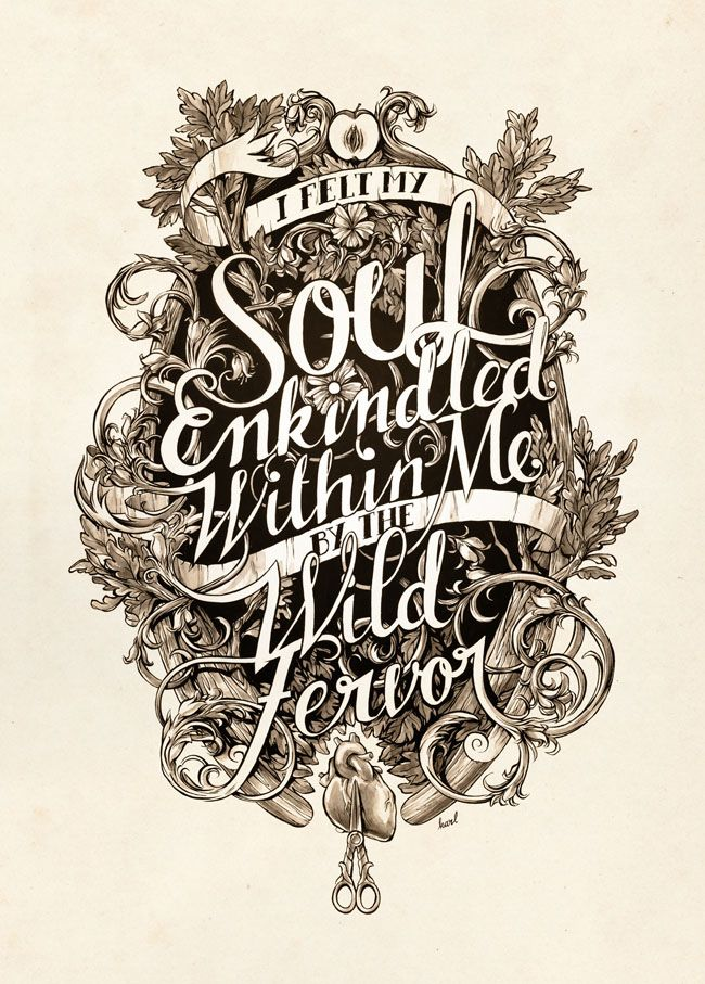 soul enkindled.