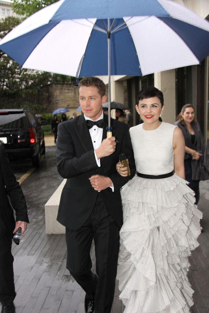 Ginnifer Goodwin And Josh Dallas At The White House Correspondents Dinner