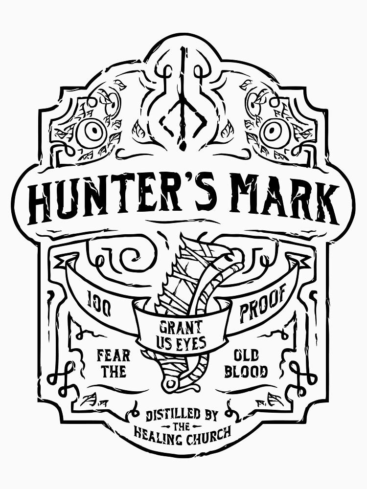 Hunter S Mark Whiskey Bloodborne Essential T Shirt By Big Kids Hunter S Mark Bloodborne Big Kids