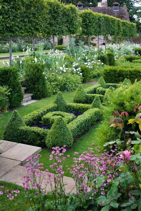 French Parterre Garden Uncredited Parterre Garden French Garden Beautiful Gardens