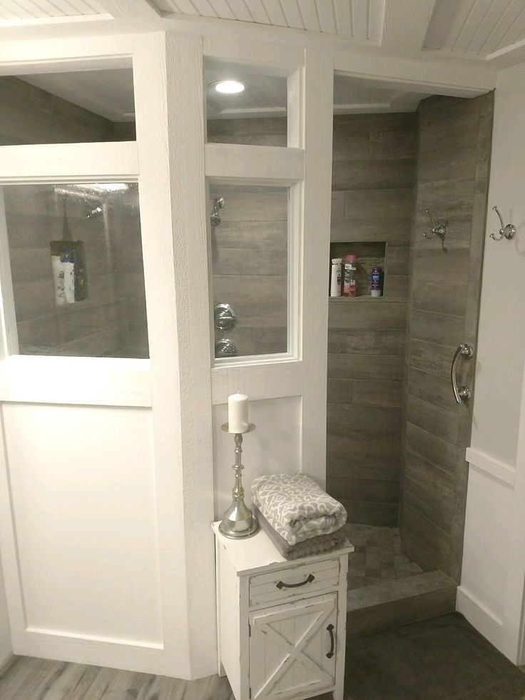Photo of 38 fancy master bathrooms frame ideas on a budget at 13