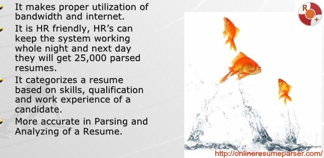 Online Resume Parsing Online Resume Parsing Pinterest - resume parsing