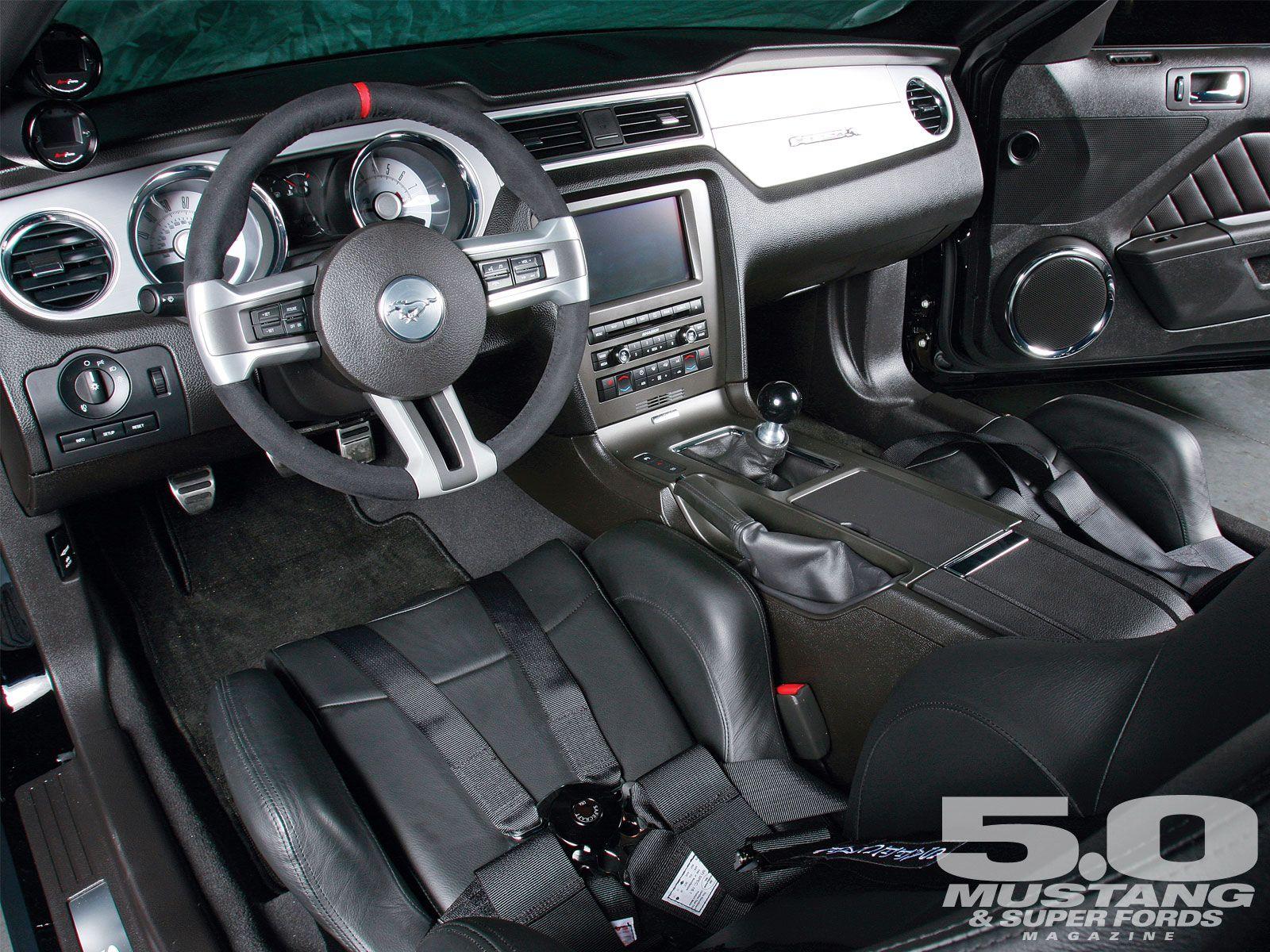 New Mustang 5 0 Interior New Mustang Mustang 2011 Ford Mustang