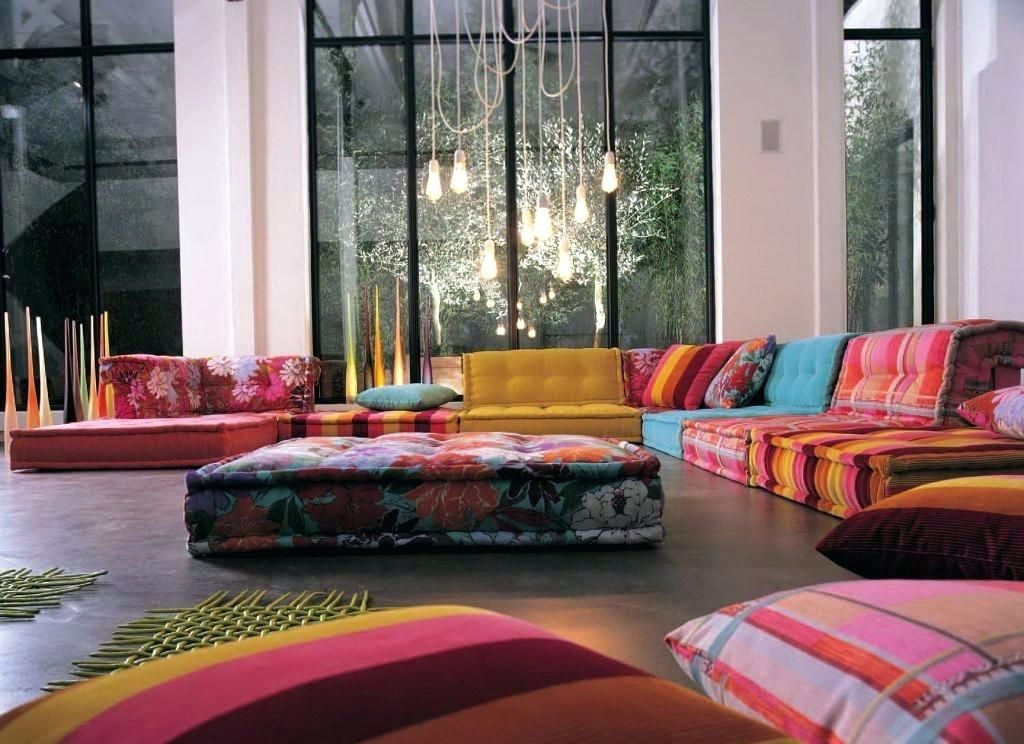 Large Floor Pillows Size Cushions Home Design Ideas Seating Sofa