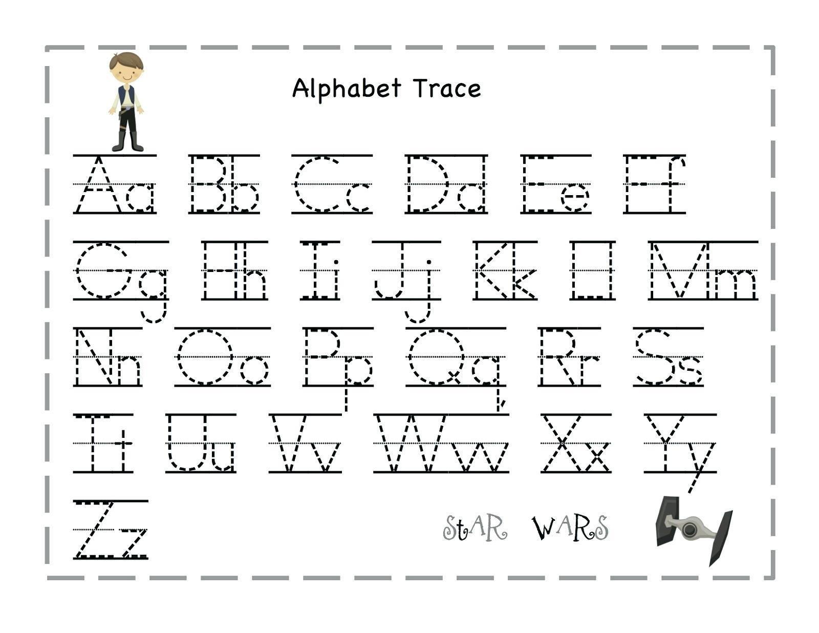10 Traceable Letter Worksheets Free Obuchenie Anglijskomu Obuchenie [ 1236 x 1600 Pixel ]