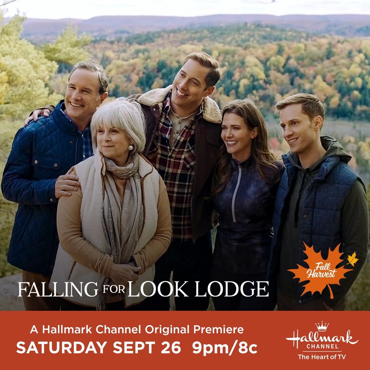 Check Out Our Fall Harvest Bucket List For Great Seasonal Suggestions Like Taking A Hike With The Family And Th Hallmark Channel The Fall Movie Movie Premiere