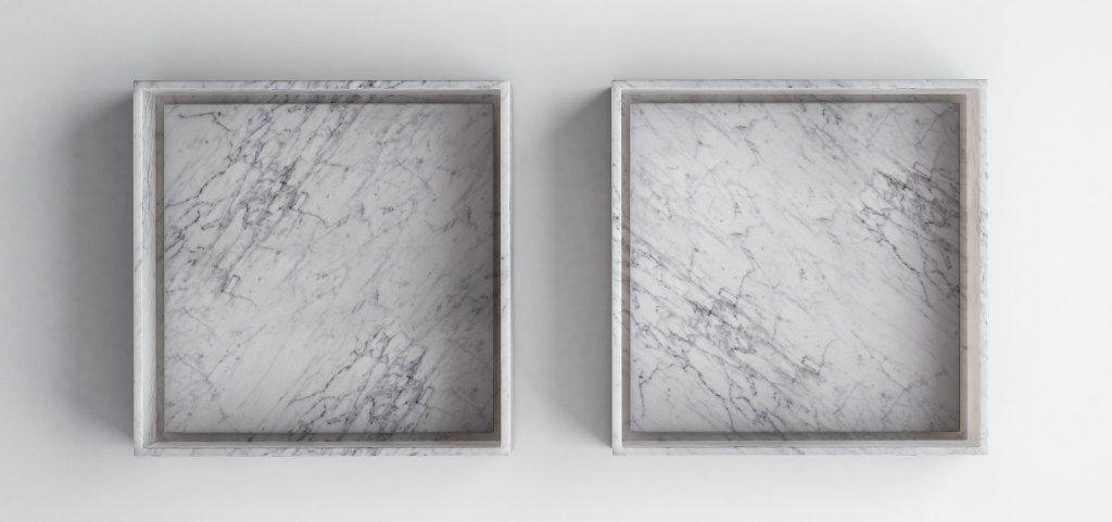 Vasque à poser en pierre naturelle PERMANO by FILODESIGN di Michela Gerlo