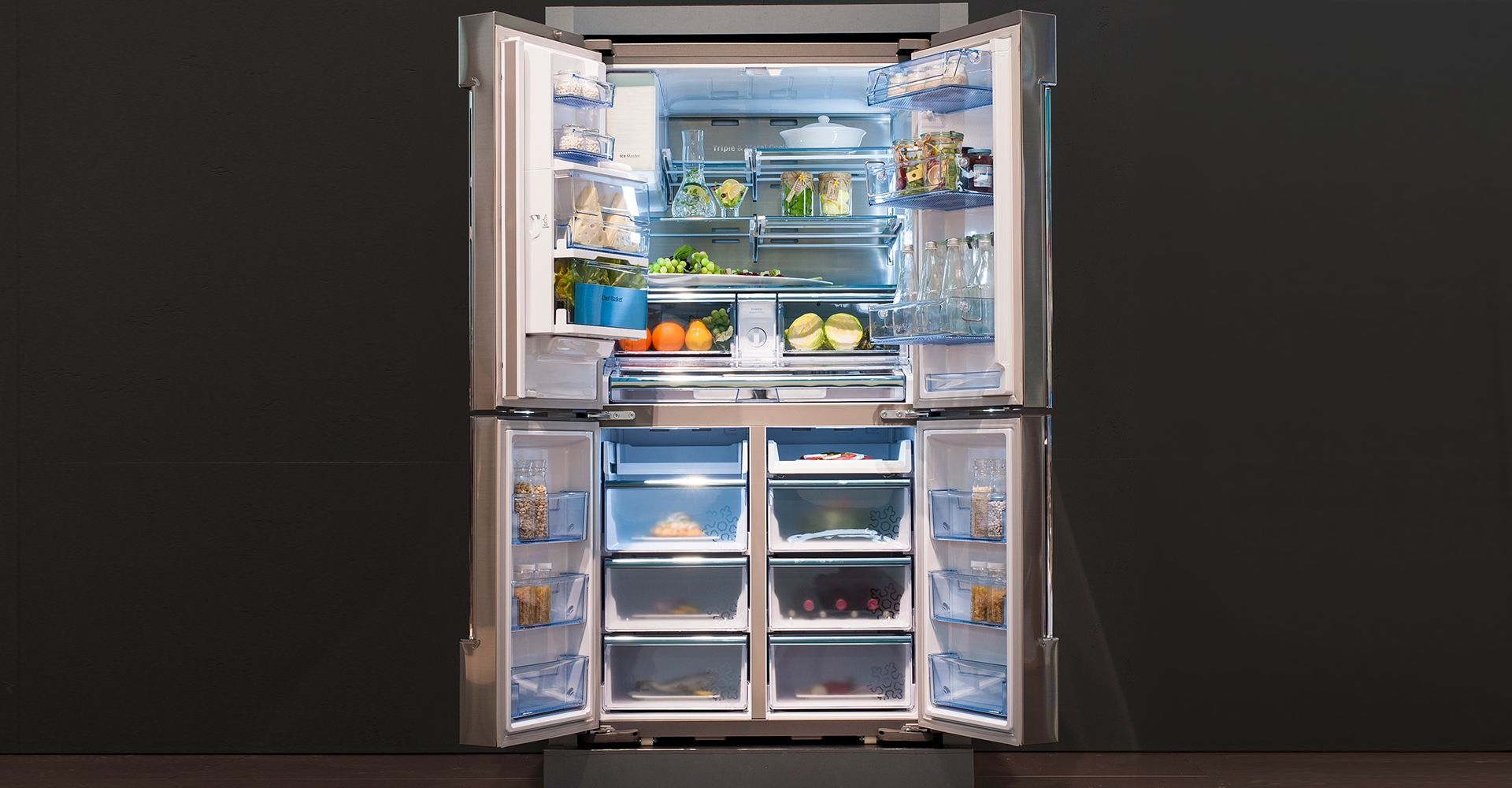 New Advanced Samsung Refrigerator with Technology Mode