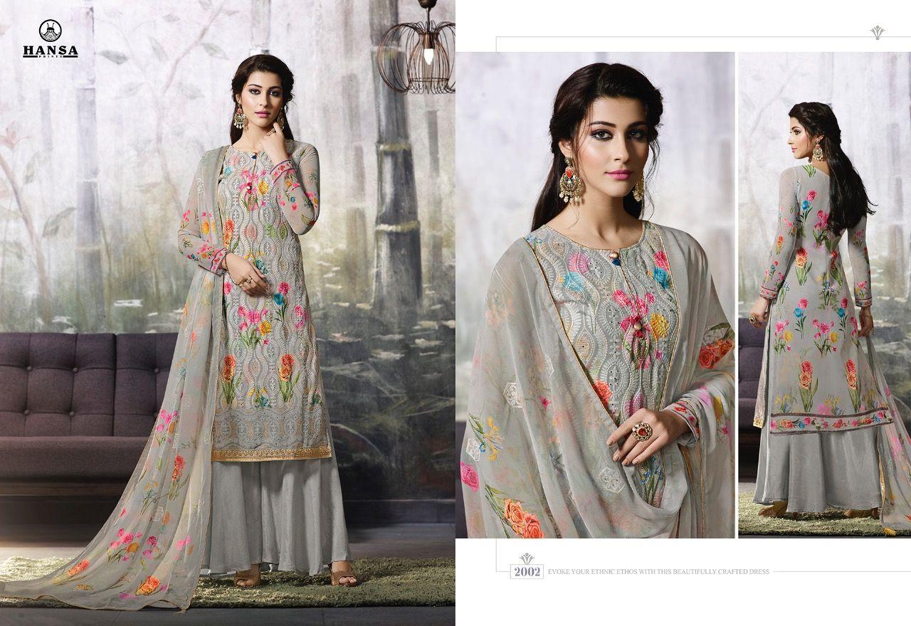 5253d87fca ... #Salwar kameez #catalog wholesaler. Hansa #Manufacture 2019 latest  Designer bridal Lakhnavi vol 2 Salwar Suits buy at #catalogfashionmart in # Surat.