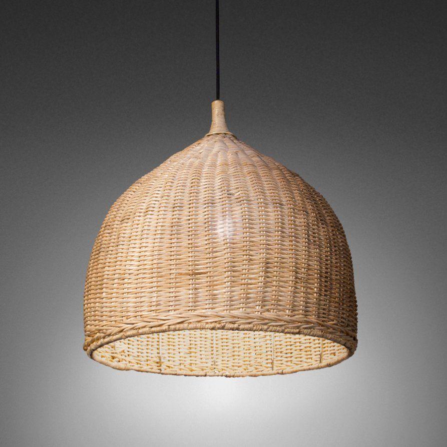 Margarita Innovative Lighting Design In Rattan Lightly