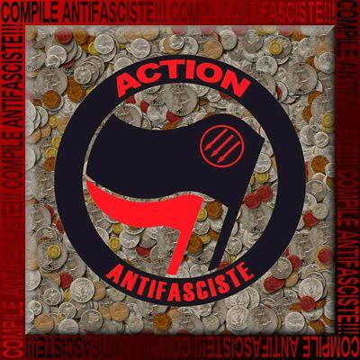 Compile Action Antifasciste - PIRATE-PUNK.NET - Plateforme antifasciste de téléchargement d'albums Punk / Oi! / Ska francophone!