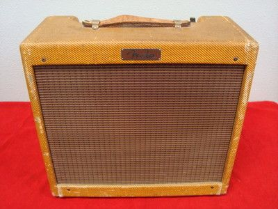 1955 60 Fender Tweed Princeton 5F2 A Amplifier
