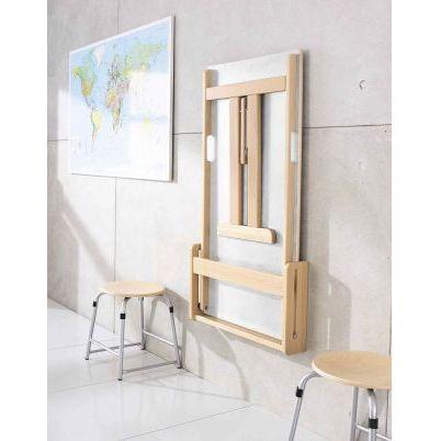 Stół Składany Mocowany Do ściany Prosty Wys 71 Cm