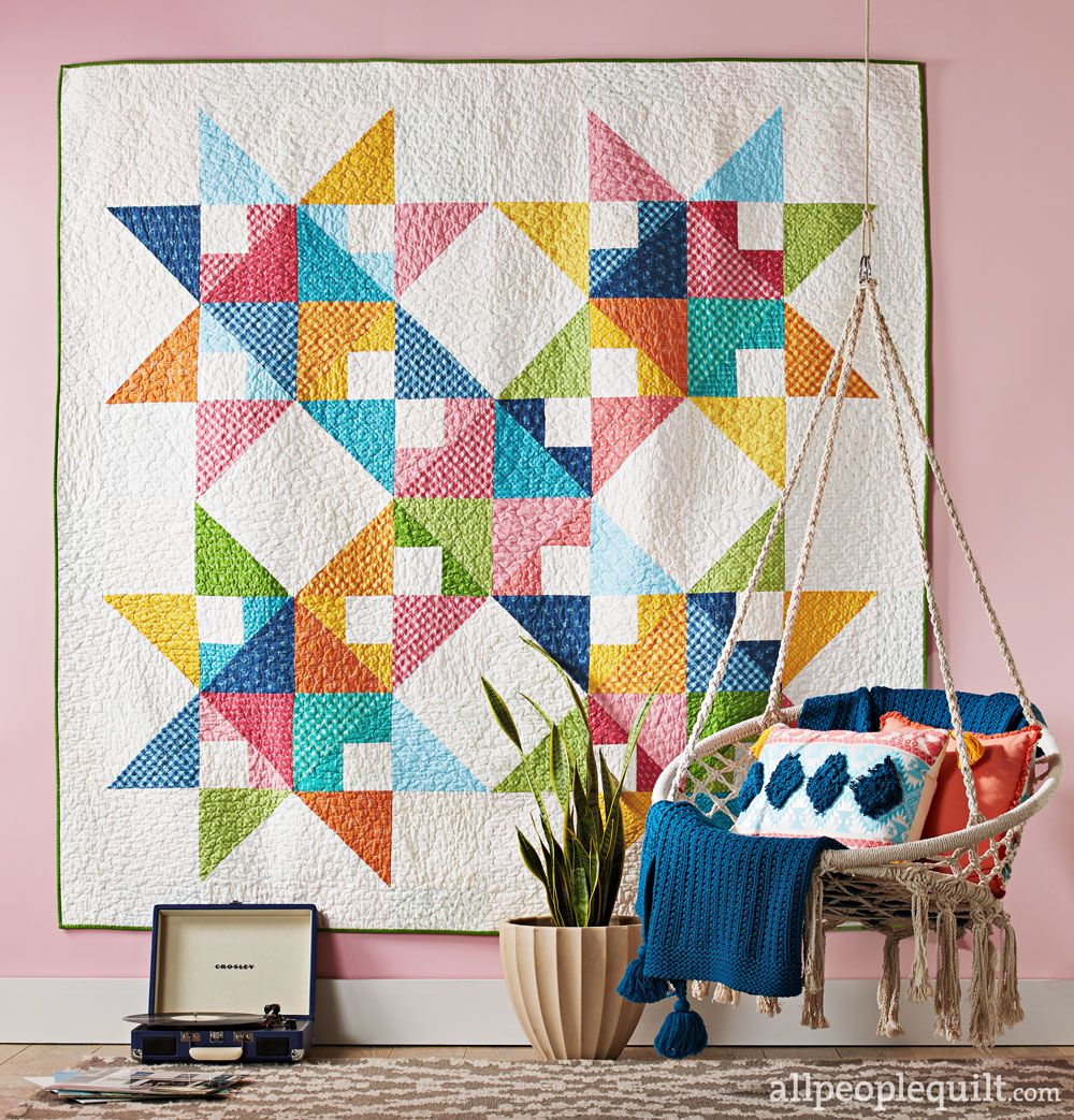 Quilters Garden Quilts Colorful Quilts Contemporary Quilts