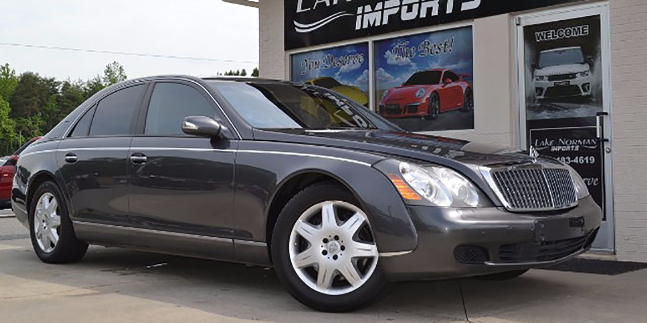Rare and Ridiculous eBay Finds You Have to See | Maybach, Exotic and