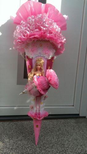Schultute Barbie Ballerina Neu Schule Schultüte Basteln