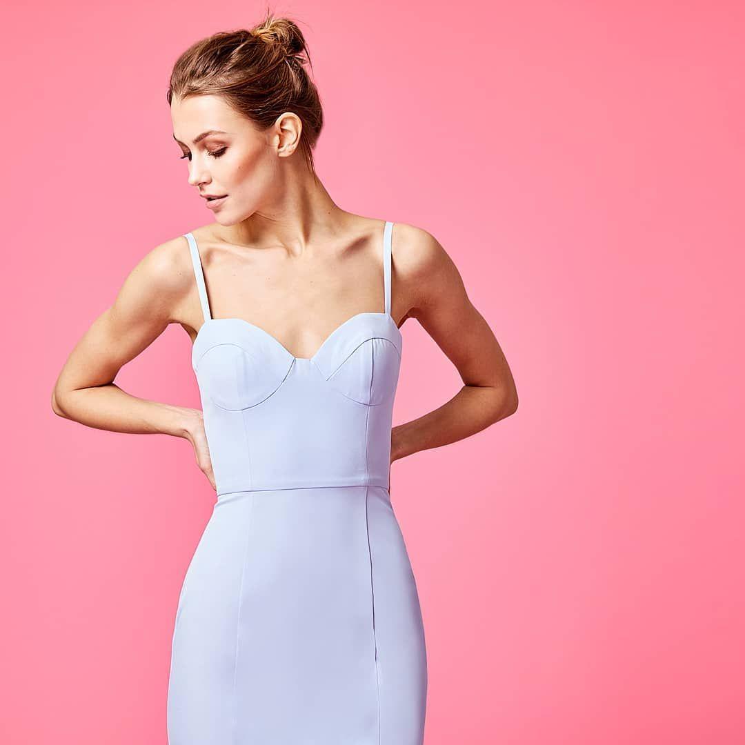 49bb05e9d415 Olive Fishtail Maxi Dress with Button Back. O L I V E. #ootd #occasionwear  #eveningwear #bridesmaids #newfavourite #bridesmaiddresses #weddinginspo ...