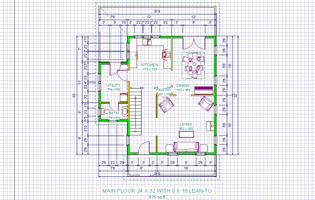 Beautiful plans built by the owners on a budget of $125,000. The ...