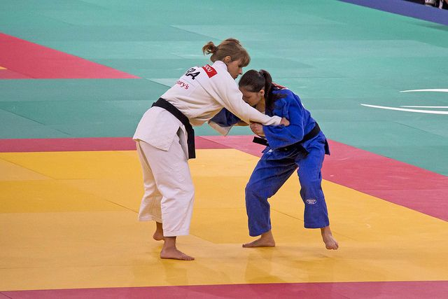 Judo at the Excel #judothrows Like, share,